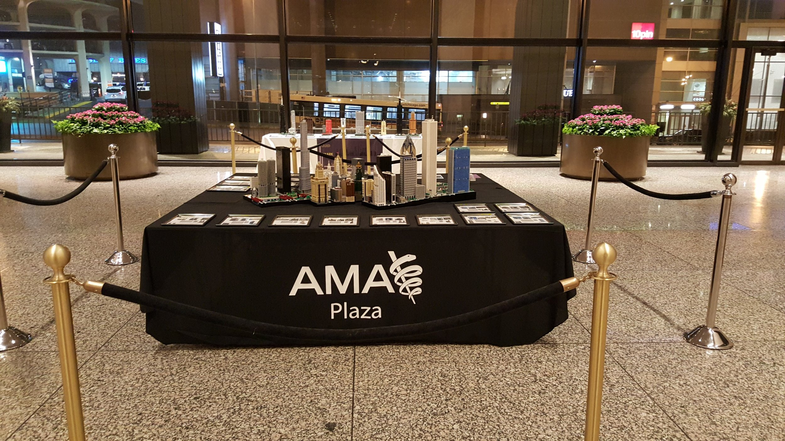 AMA Plaza - Chicago
