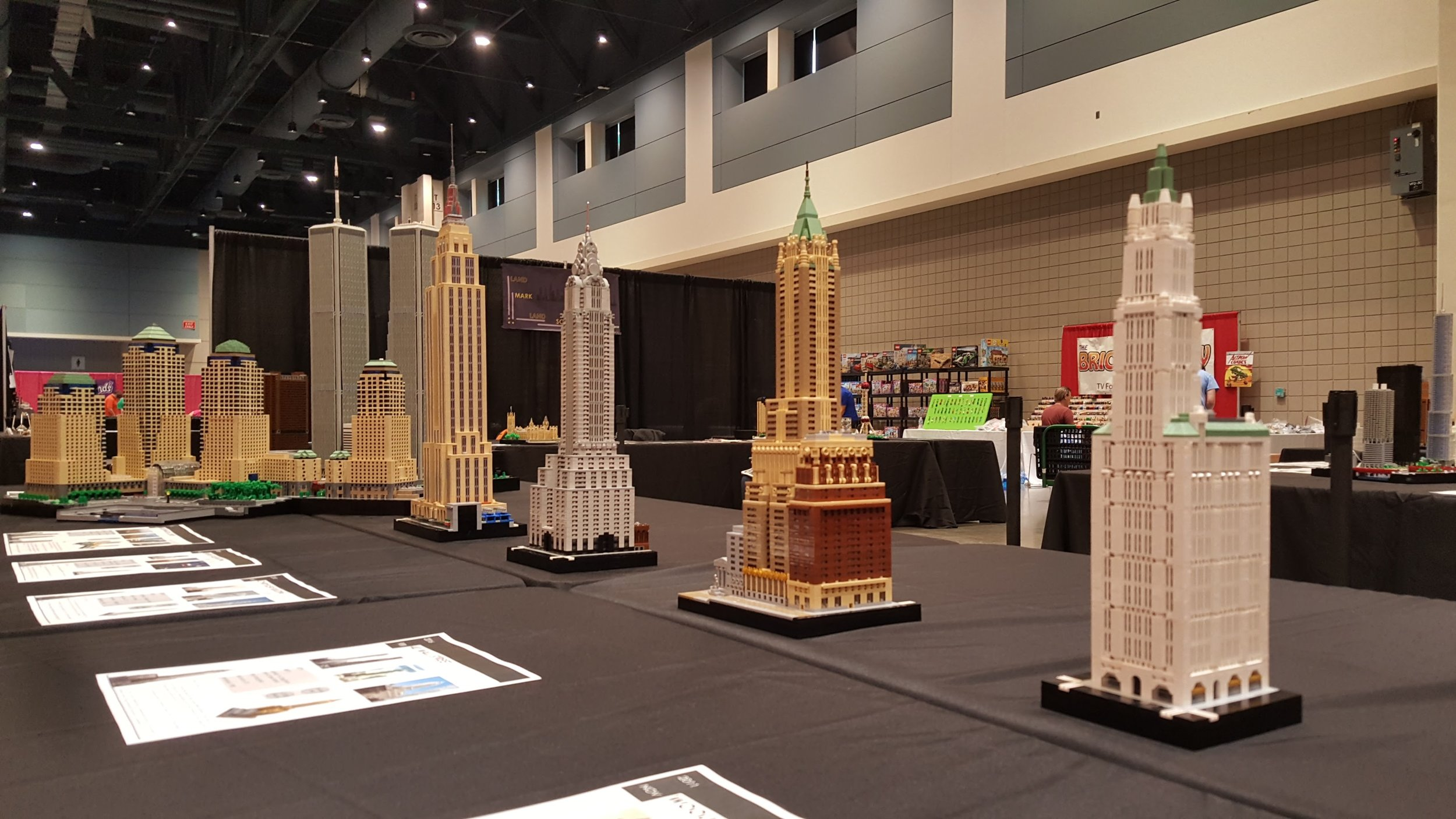 BrickUniverse - Raleigh