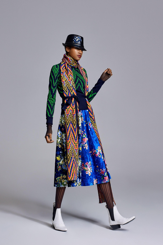 Duro Olowu Ready-to-Wear Fall 2018