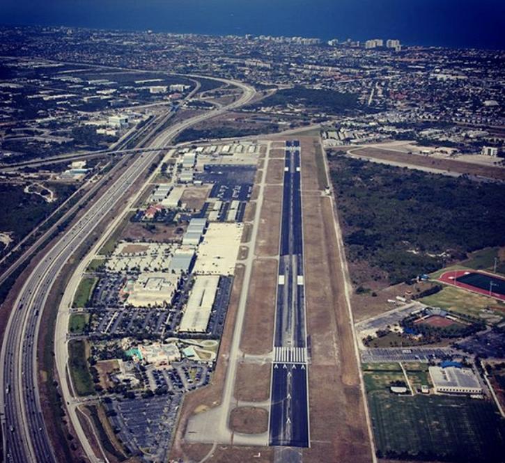 Photo credit: Boca Raton Airport -