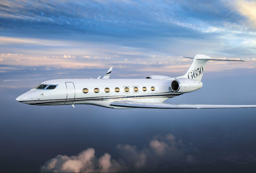 The G650 and the G650ER continue the evolution of the venerable large cabin jet with ultra-long range capabilities. The G650ER first flew in 2014.