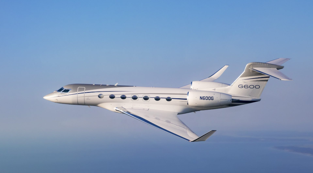 The G600 is among two brand new offerings from Gulfstream