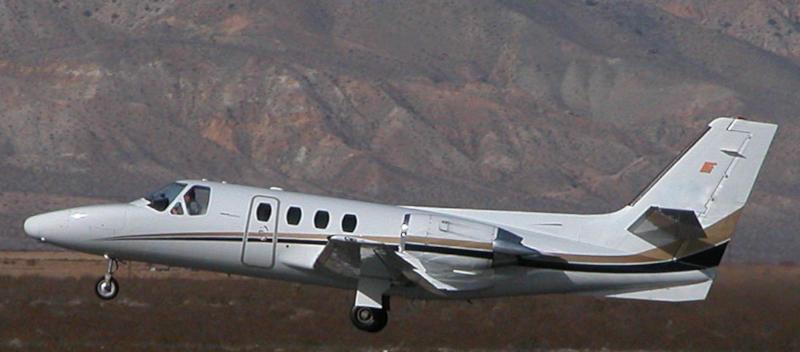 Cessna Citation I, the original Citation.