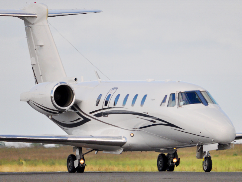 Citation VII mid-size jet. The original Citation III marked Cessna's first departure from light jets.