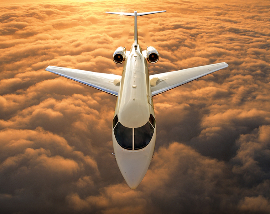 Hawker 800.  Hawker Beechcraft photo