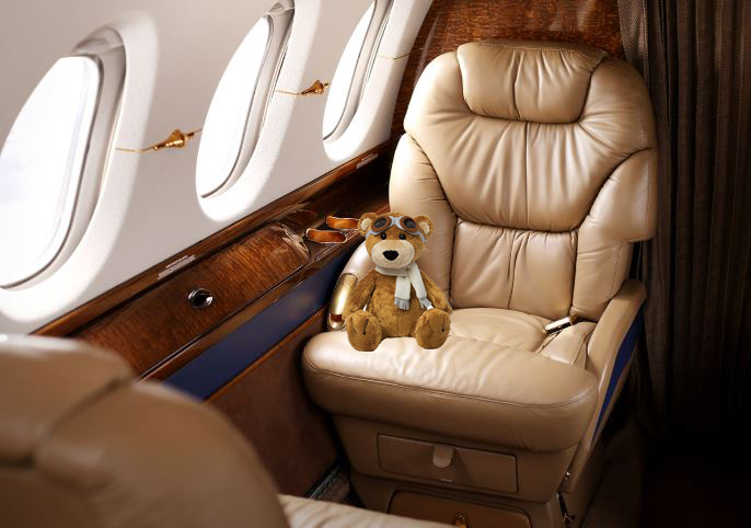 Family on a jet.JPG