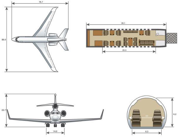 Dassault Falcon 7X dimensions.JPG