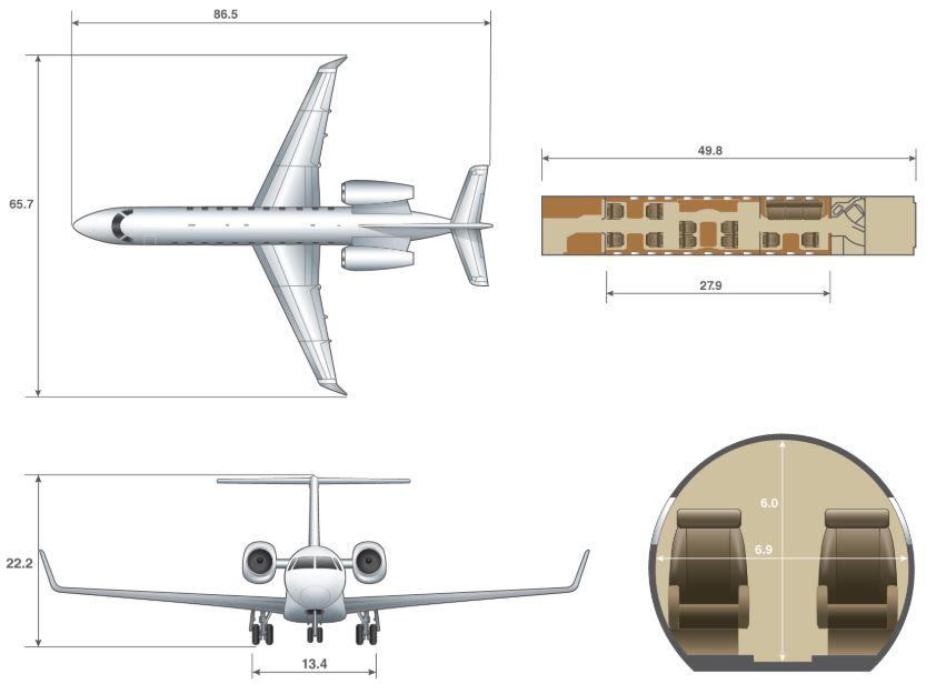 Embraer Legacy 600 dimensions.JPG