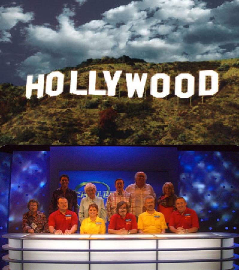 Hollywood Callingan interactive Game show