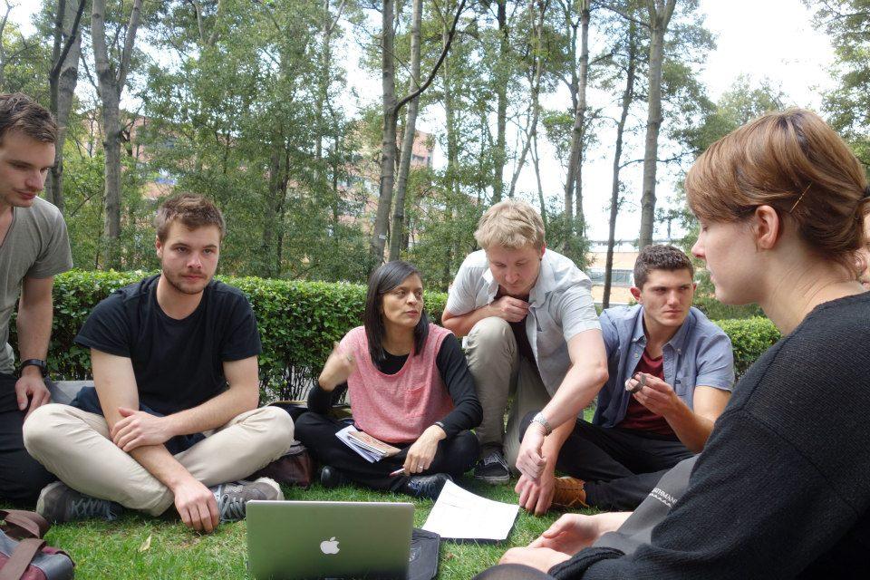 StudyTour La Javeriana University 2012