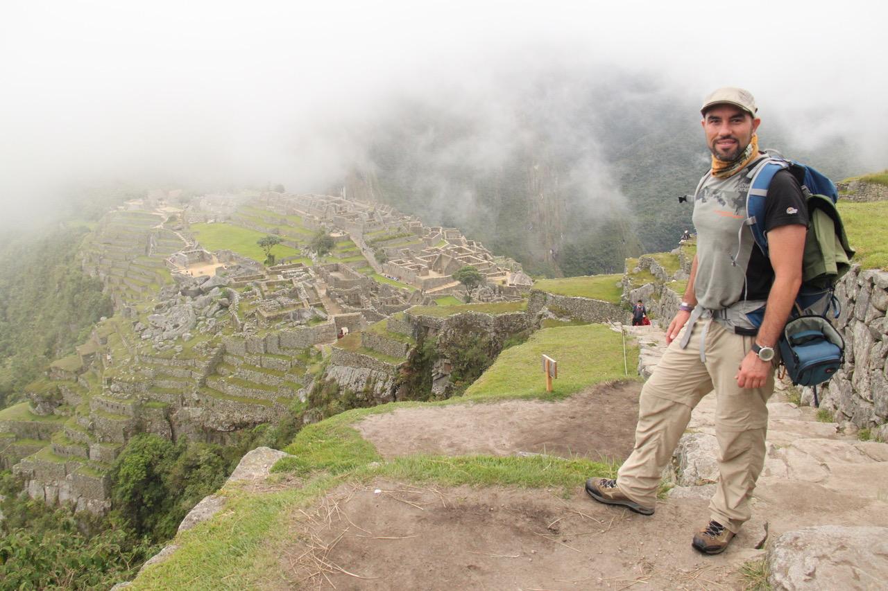 Hiking the Camino Inca, Peru 2013