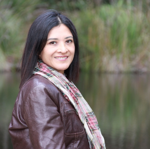 """Claudia R. AlvarezDon't give up - Country of Origin: MexicoIf you are feeling it is too hard to get a job in your field remember that there is a light at the end of the """"local experience"""" tunnel."""