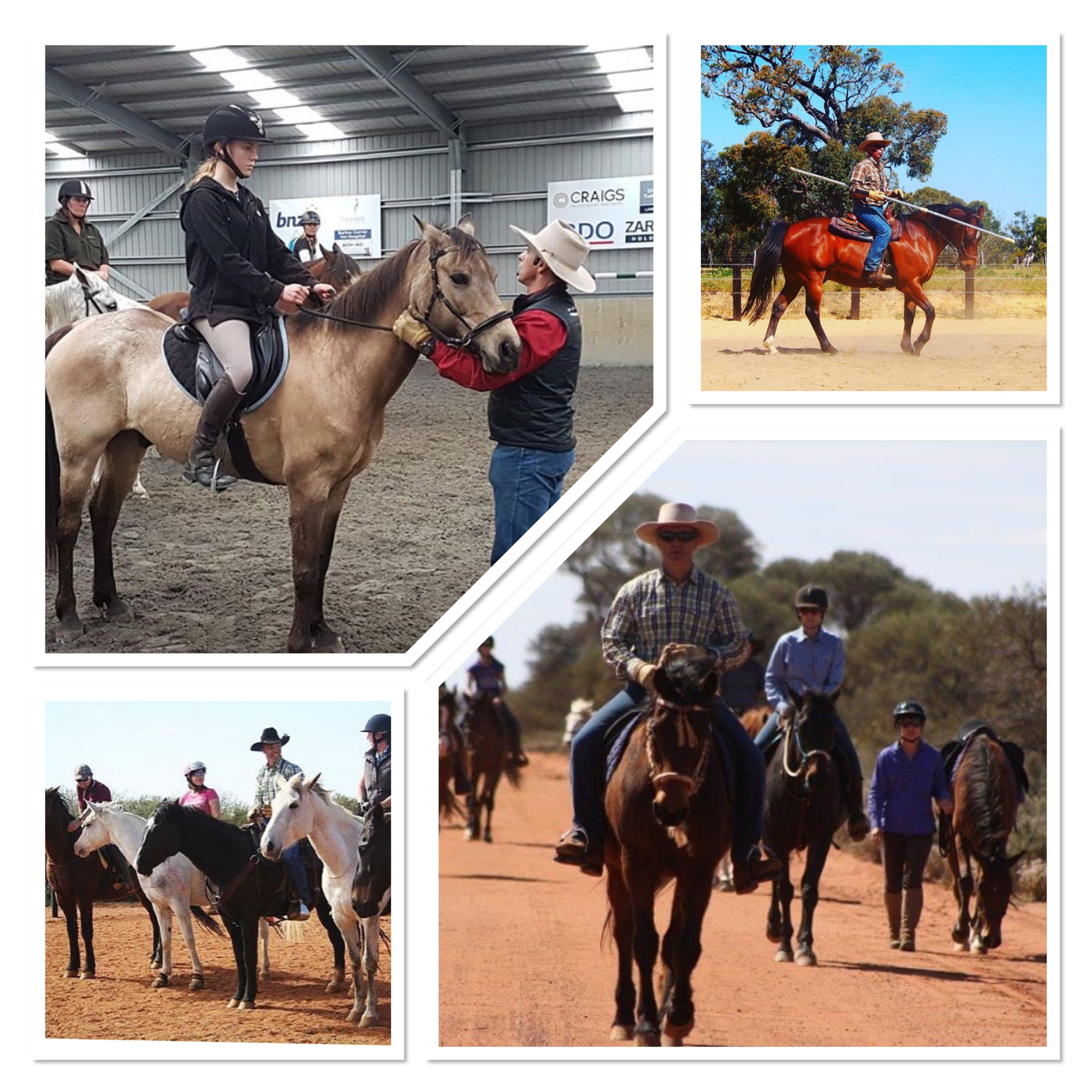 Carlos teaches clinics in New Zealand, US and all over Australia.