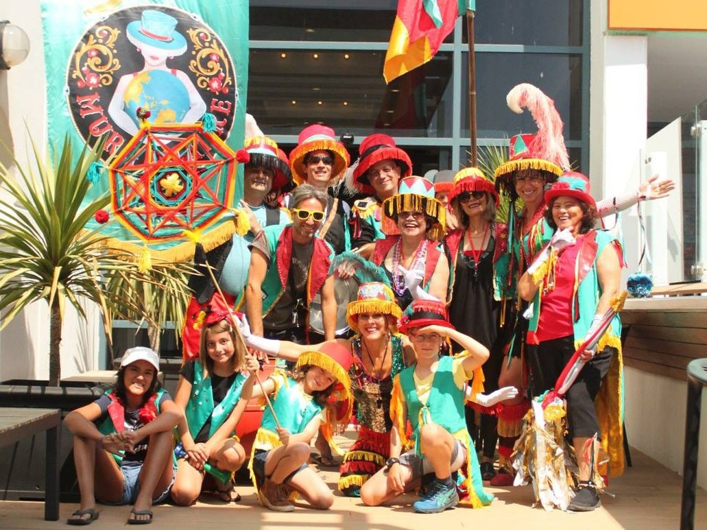 - Eleonor showcasing Latin American culture thruough Murga Madre