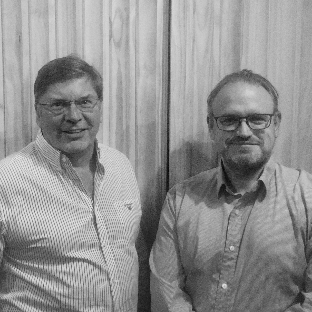 Mr Greg Hoy and Mr Shane Barwood - Melbourne Orthopaedic Group, Victoria, Australia