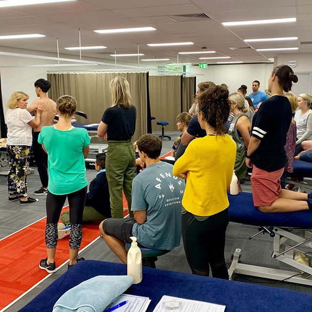 2019 Lyn Watson Shoulder Courses kick off with Level 1 in Melbourne & Sydney. 55 Physios excited with their new approach to Shoulder assessment, management and rehabilitation.  Brisbane's 2019 only course next month. Don't miss out.