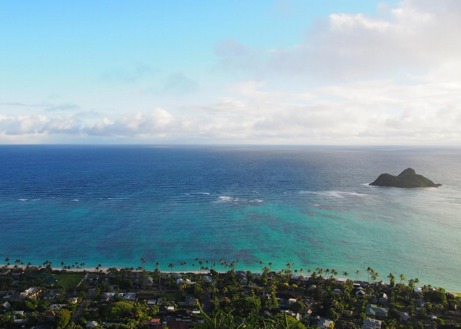 Kailua Pillbox View
