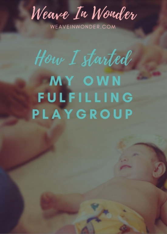 How I started my own playgroup 4