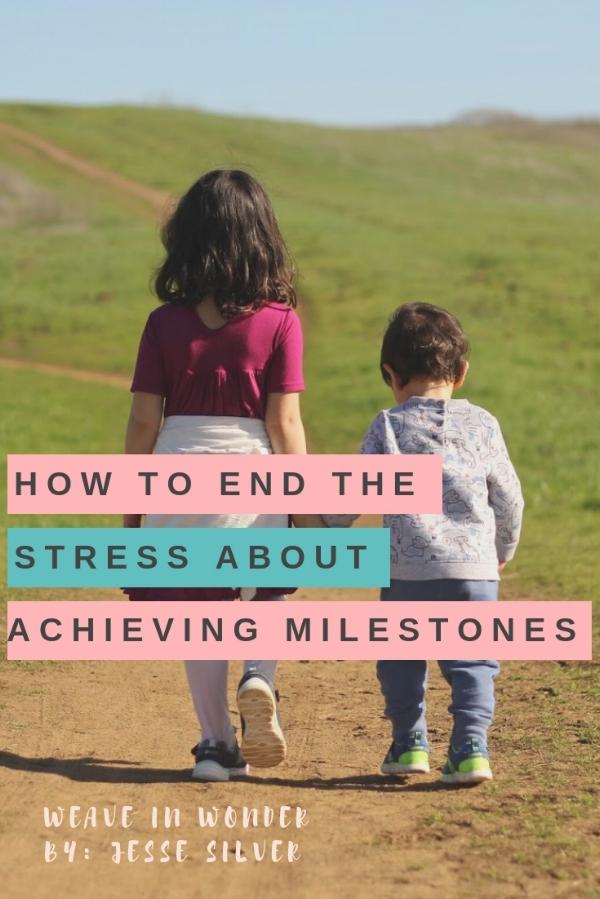 achieving milestones