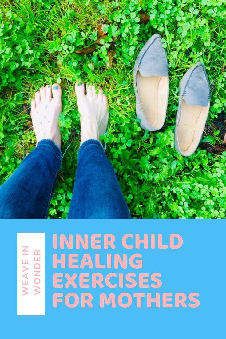 inner child healing exercises