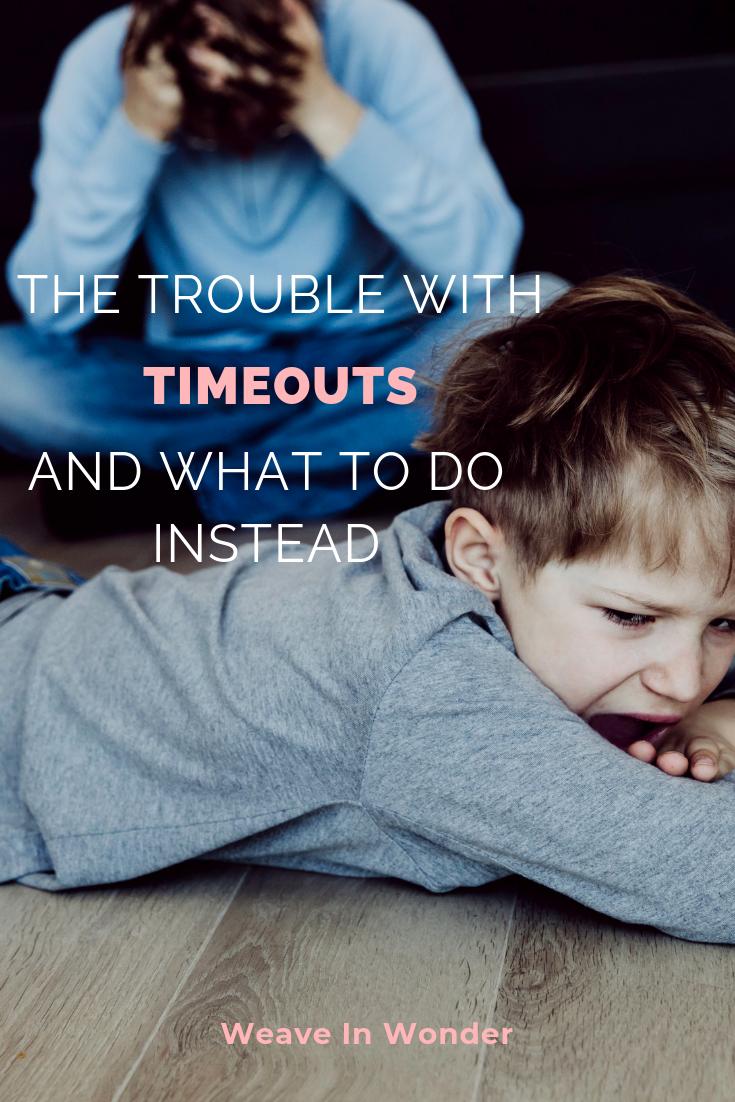 alternatives to timeouts