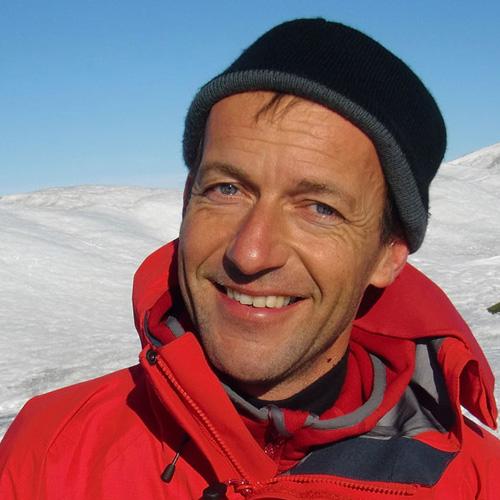 Reinier van den Berg - Marketing, duurzaamheid, meteoroloog