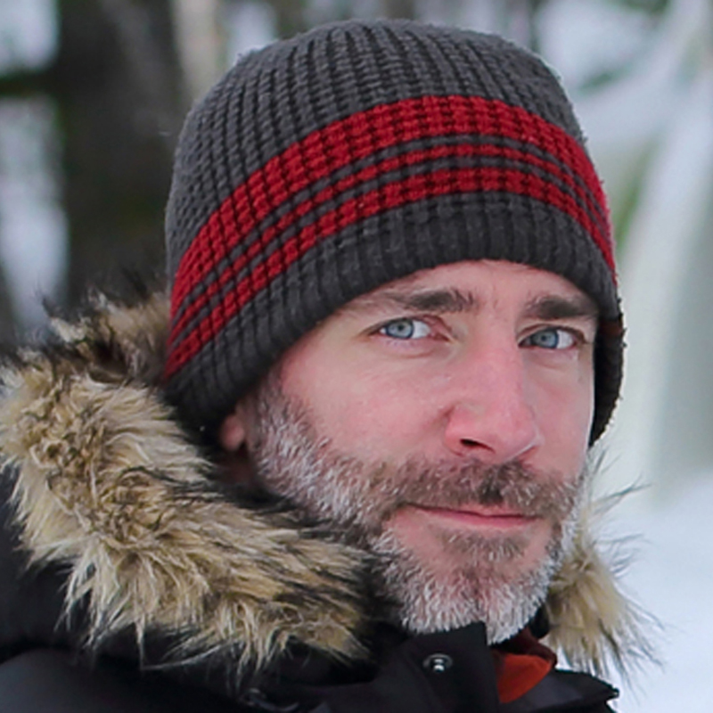 Jeroen Daams - Tour guideExpertise: winter adventures
