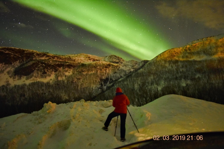 Tromsø | Noorwegen - 2 maart 2019