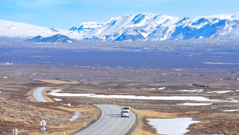 Onderweg naar Olafsvik | IJsland - 6 maart 2019