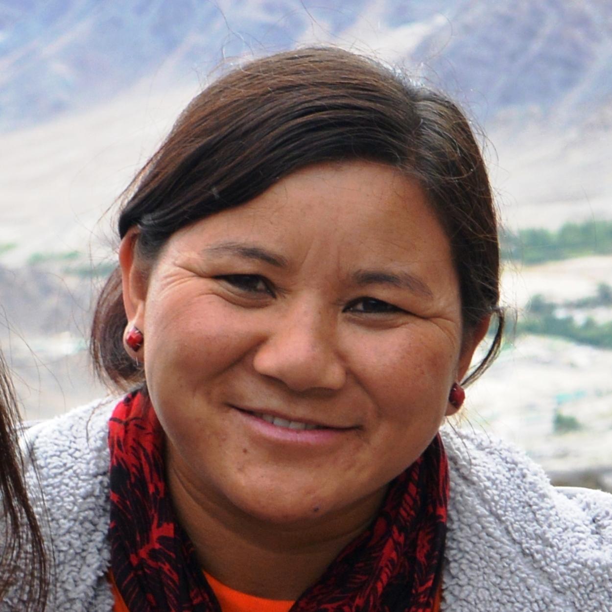 Leela Sherpa  Leitung Unterkünfte