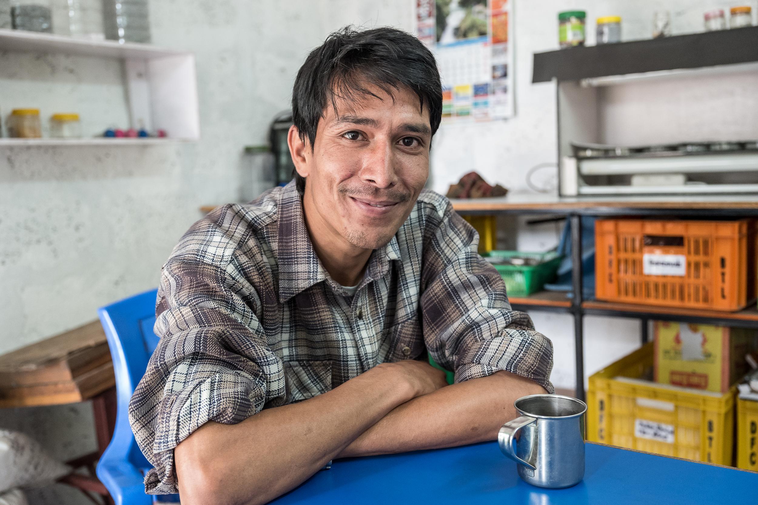 Prakash Bharati (Foto:  Peter Schäublin )