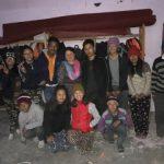 Kinder im Schülerheim in Ladakh