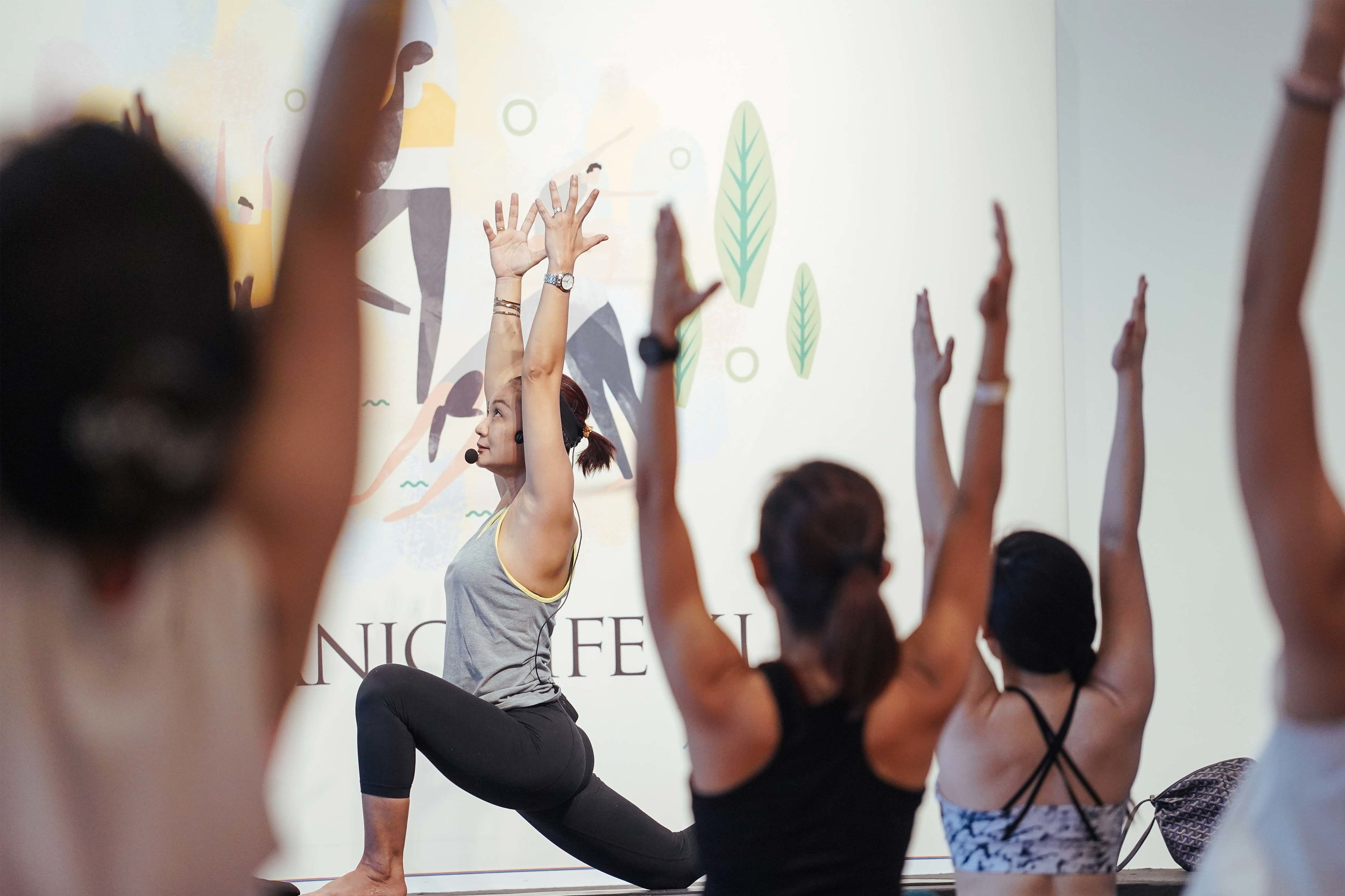 The First Yoga Market Survey In Malaysia Organic Life Kl