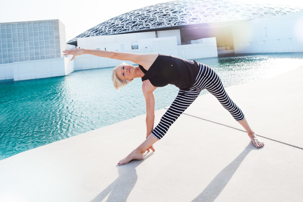 Align Your Spine For A Healthy Back by Nina Watson - Saturday · Aug 31, 2019 · 14:00 → 16:00 @ Under The Light Yoga Studio
