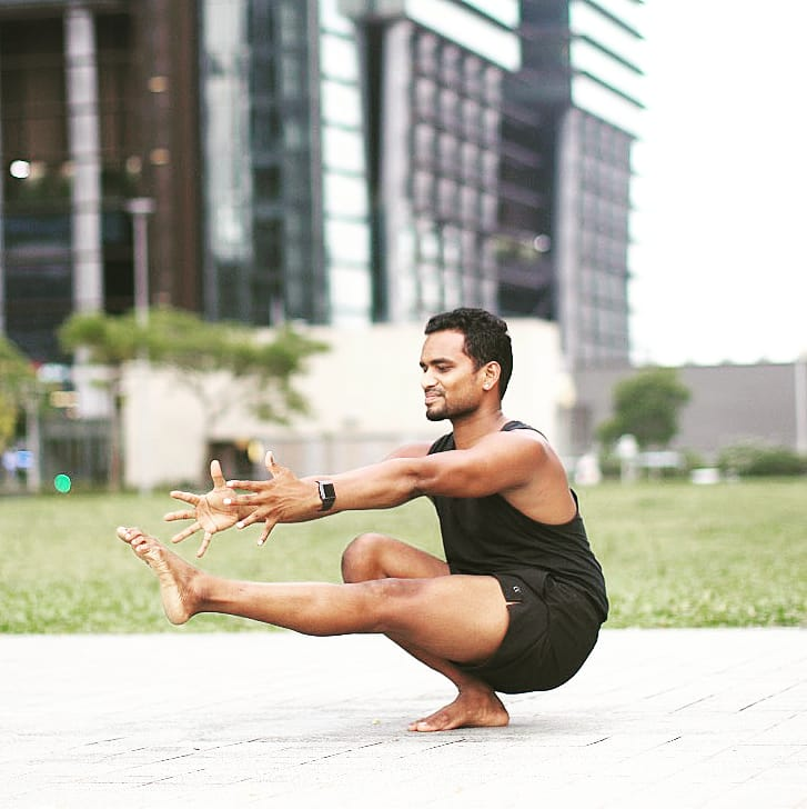 Movement and Deep Tissue Stretching by Jai Kumar - Sunday · Sept 1, 2019 · 11:30 → 13:30 @ Studio
