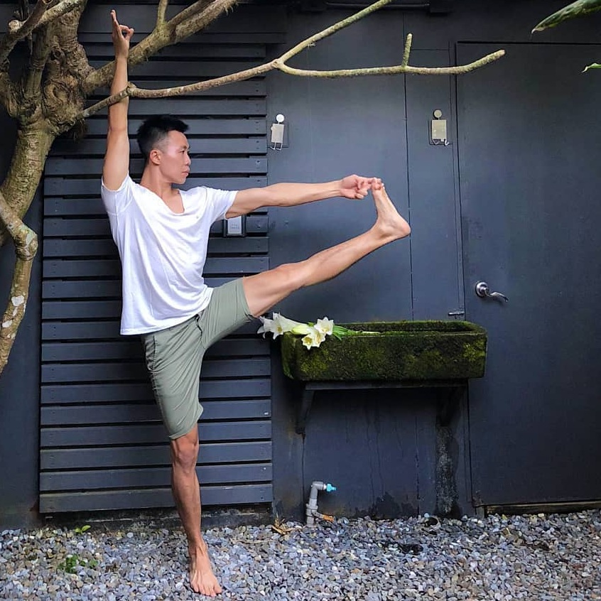 Chair Yoga by Chee K Ooi - Saturday · Aug 31, 2019 · 11:30 → 12:30 @ The Square