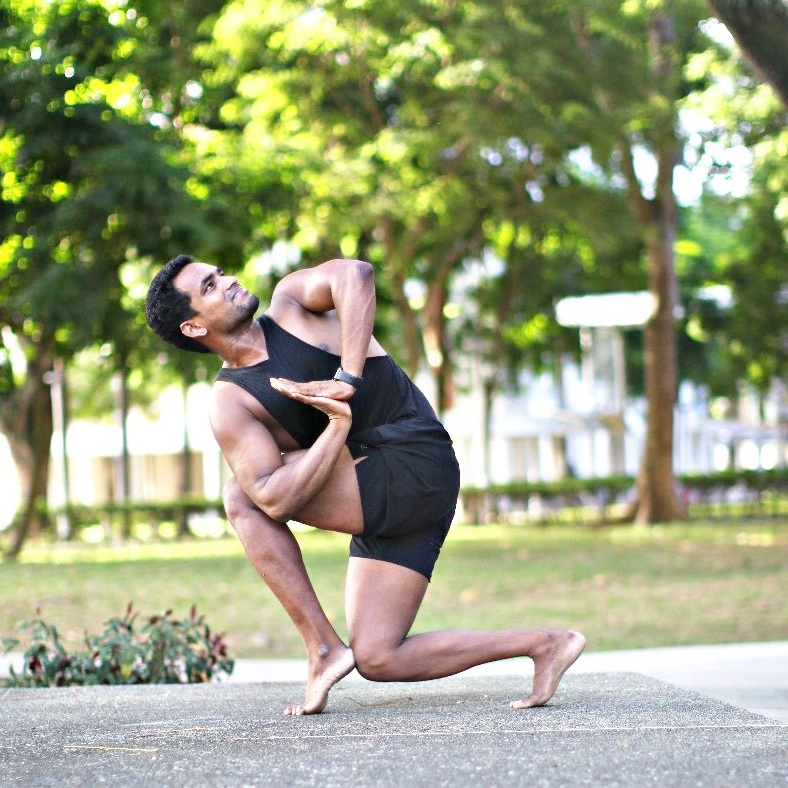 Yoga Conditioning And Core Strengthening by Jai Kumar - Friday · Aug 30, 2019 · 14:30 → 16:00 @ Blackbox
