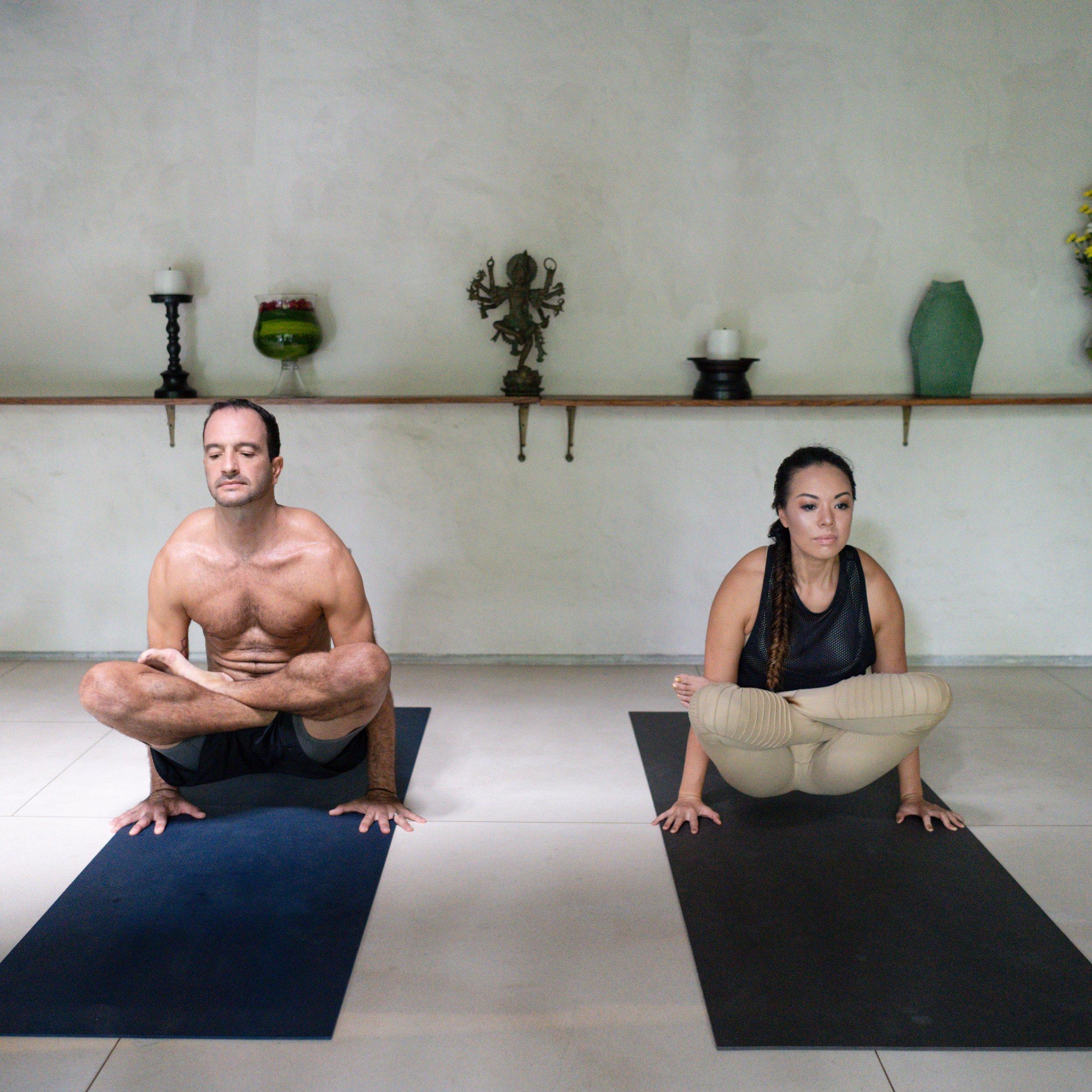 Ashtanga Yoga by Yan and Manuel - Sunday · Sept 1, 2019 · 14:30 → 16:00 @ Whitebox