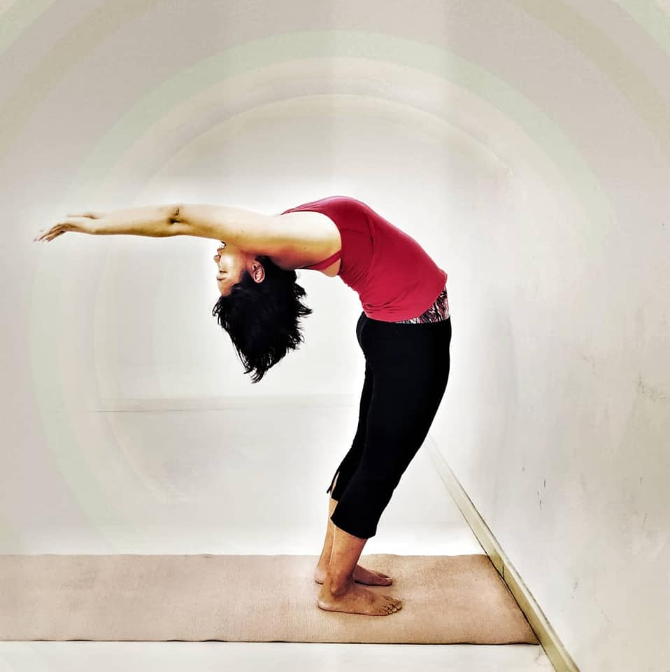 Three Points Opening To Unlock Your Backbend Potential by Michelle Tai - Friday · Aug 30, 2019 · 09:00 → 11:00 @ Under The Light Yoga Studio