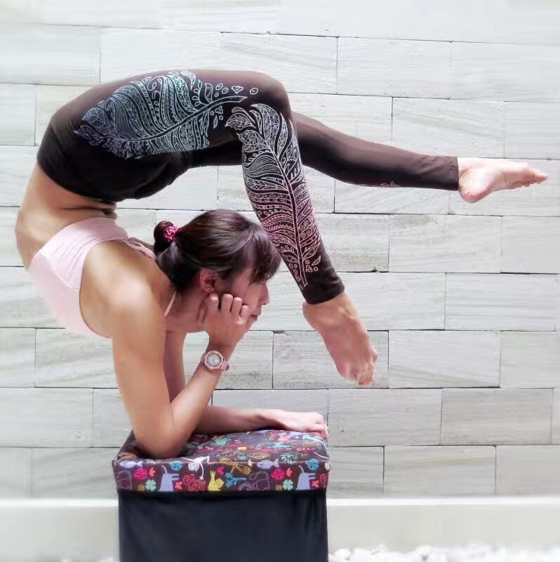 Backbend Transitions With Strength - Not Flexibility by Yenny Christine - Sunday · Sep 1, 2019 · 10:30am → 12:00pm @ Whitebox