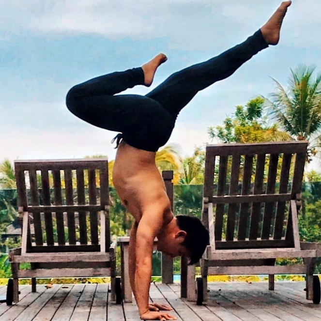 The Art of Vinyasa - Experience Stillness in Motion by Kevin Chai - Friday · Aug 30, 2019 · 16:30 → 18:00 @ Whitebox