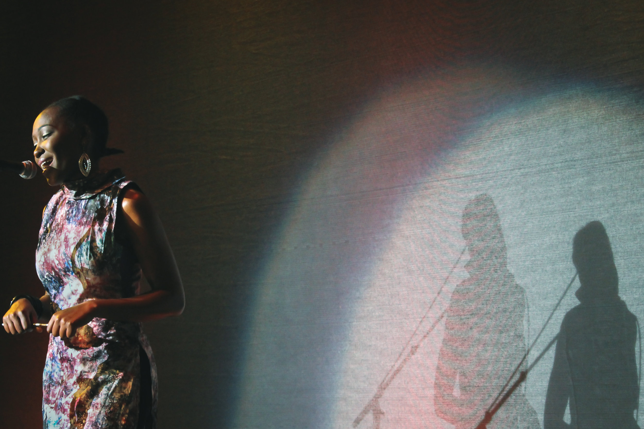 Kasiva Mutua // The Nile Project