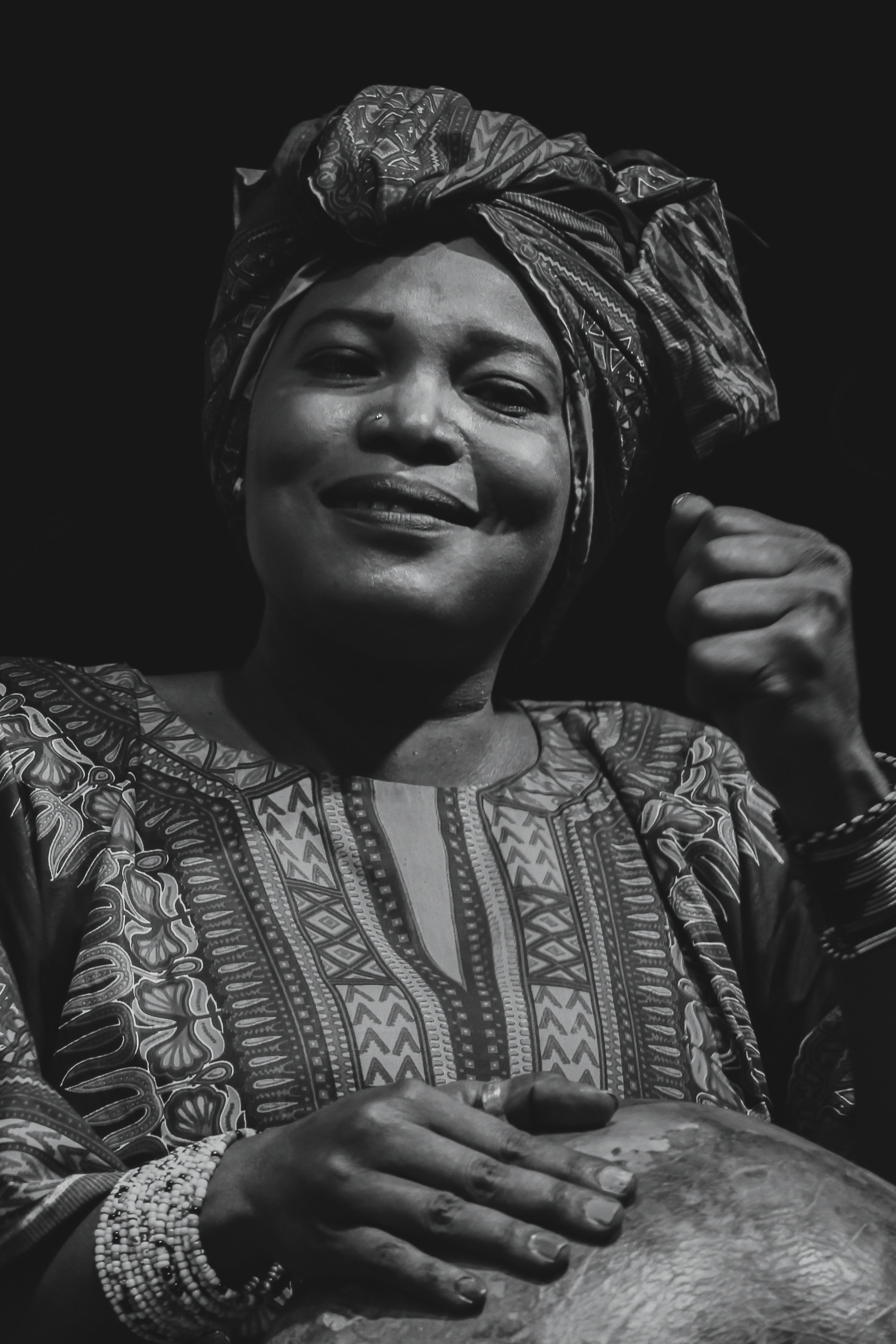 Asia Madani // The Nile Project