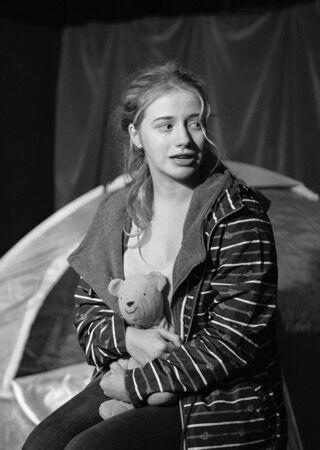 Charlotte Wood as Sam - photo credit Paul Leslie Hutson