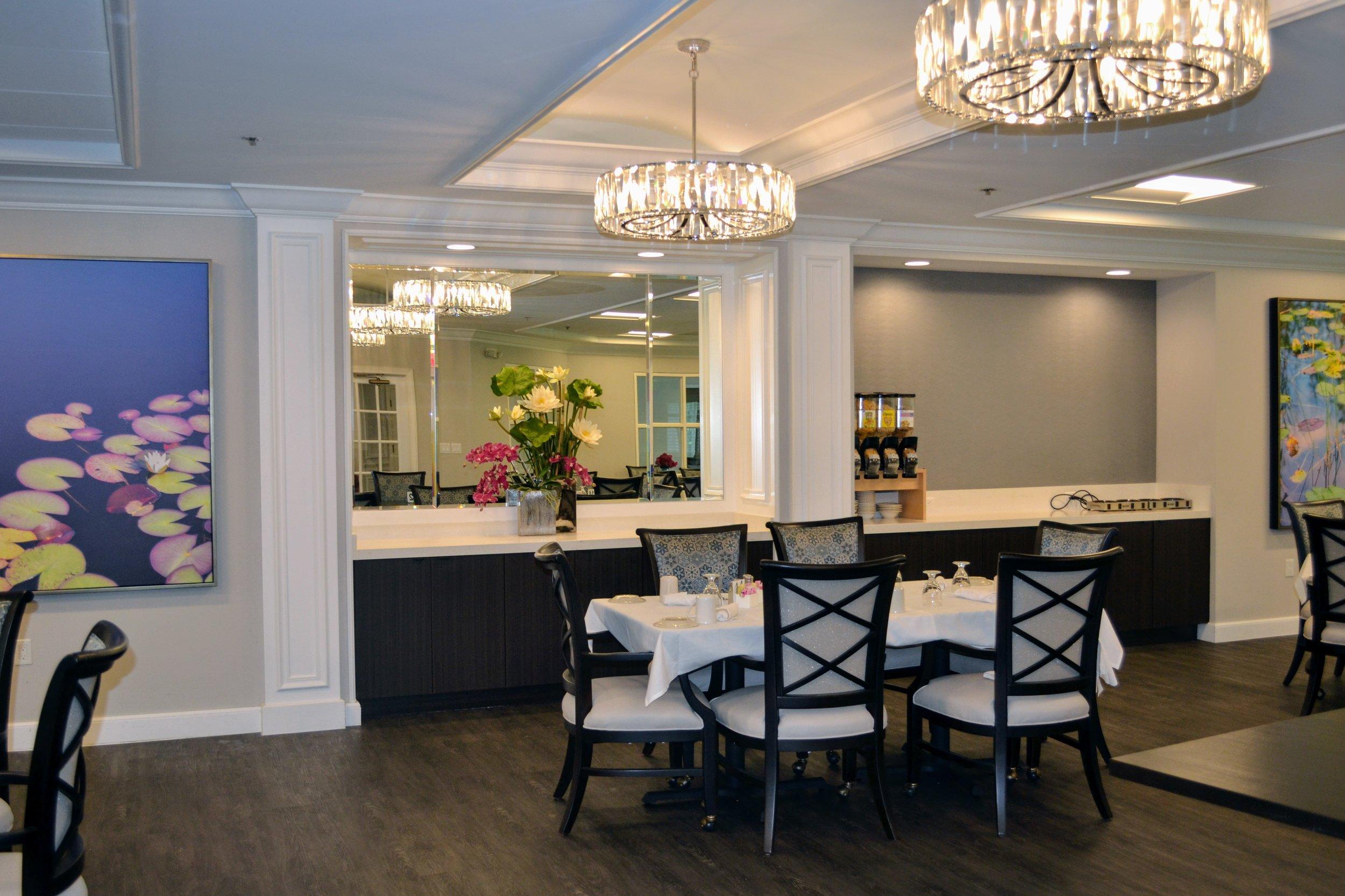 Banyan Place at Boca Raton Dining Room
