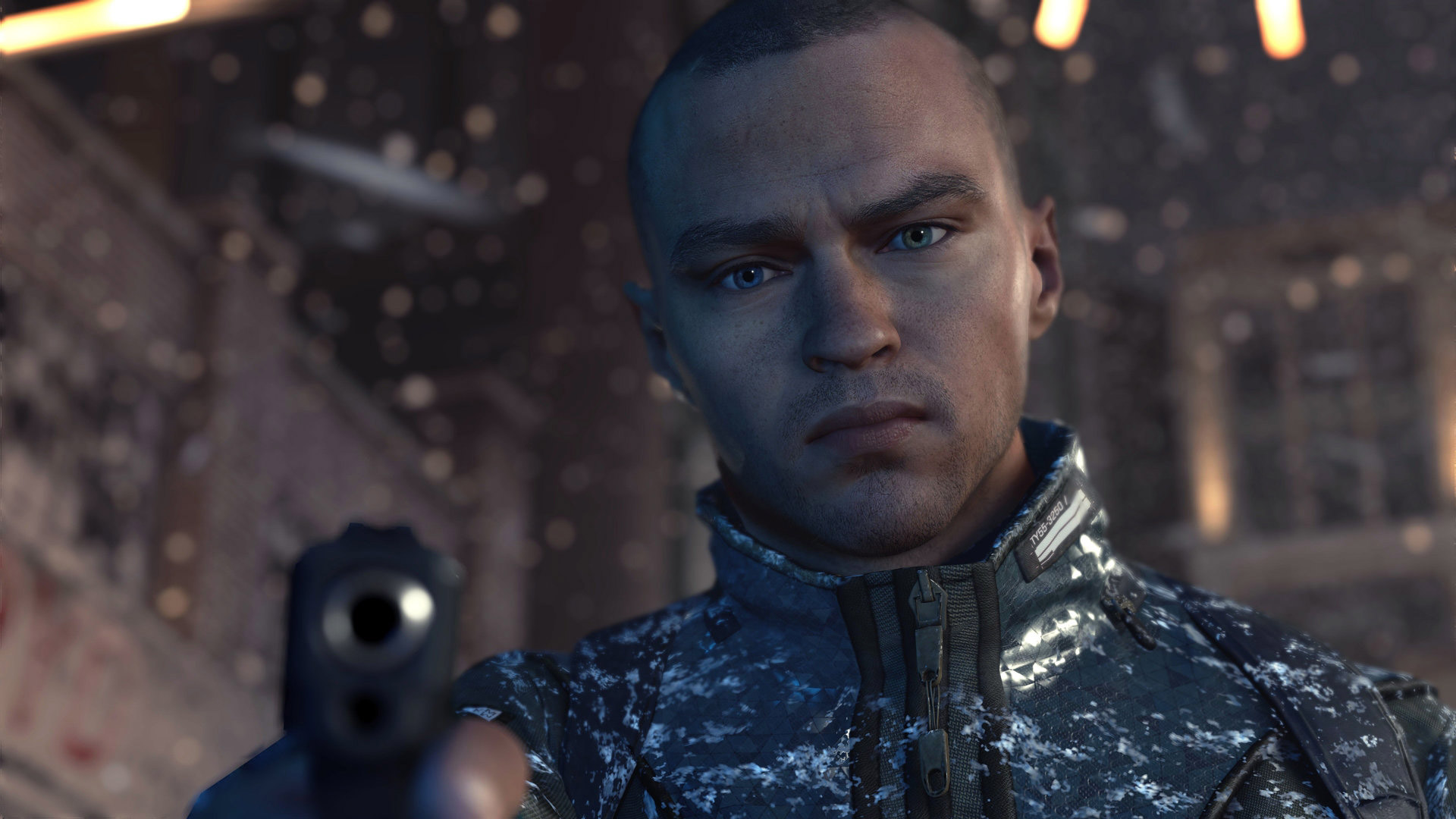 Markus: The Butler - If you watched the trailer linked above, you would have gotten a fair amount of the storyline from the 1 minute trailer. As you would have noticed, Markus is a butler for a rich elderly man, until he leave to become the face of the revolution of deviant androids.I think most people will find him to be the most fun to play as, since his story is overflowing with civil rights and slavery tropes.At the same time, it was also quite thought provoking if you are interested in those topics.I know not everyone cares about those kinds of topics,but as a minority, I found it rather moving. Markus ends up having some of the harder decisions to make in the game, hope you're ready for it!