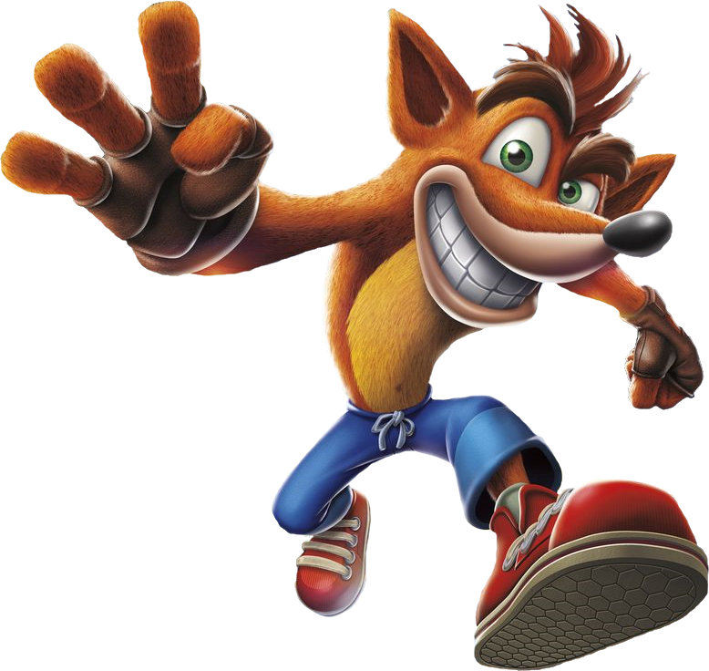Crash Bandicoot   - Well, well, well... Look who's finally made his way to the Switch. The jean shorts wearing, beloved Playstation mascot will finally be available cross platform! Crash Bandicoot N. Sane Trilogy is coming to the Nintendo switch this summer, and will feature remasters of the 3 iconic Crash games originally for Playstation 1. It's still up for debate whether the Crash games are really this difficult, or if we can just blame bad game mechanics. Either way, the game is extremely fun, very challenging, and gives players a beautifully remastered version of Crash Bandicoot, sans polygons.