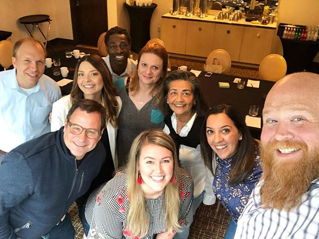 A big thank you to the @palomarchicago for hosting us today for our @weddingindustrytownhall mastermind! By design, we host small intimate gatherings where wedding pros with 5+ years of experience gather together each month to talk about topics that interest them. We have covered marketing, social media, how to's, best practices, and much more. Will we see you next month?!
