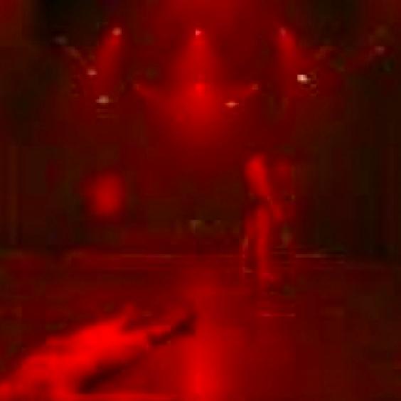 text for Invisible Dances, by Bock & Vincenzi, book Arts Admin 2006, photo Henrik Knudsen