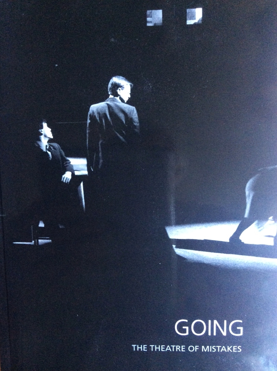 Going, 2nd ed, The Theatre of Mistakes 2017/1977